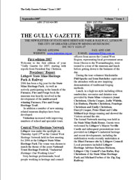 The Gully Gazette